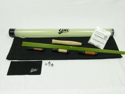 Epic Swift 476 Olive Fly  Rod Kit