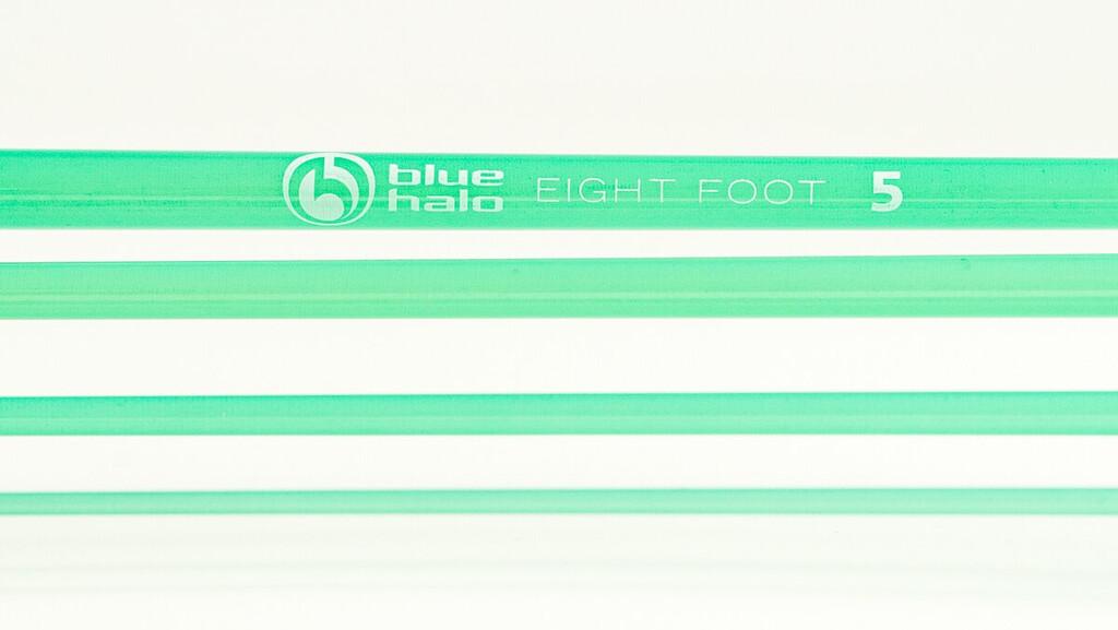 Blue Halo Retroflex 3 - 8´ 5wt fast action Jade