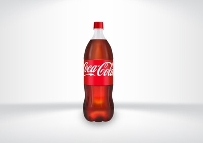1.25Ltr Coca-Cola Bottles