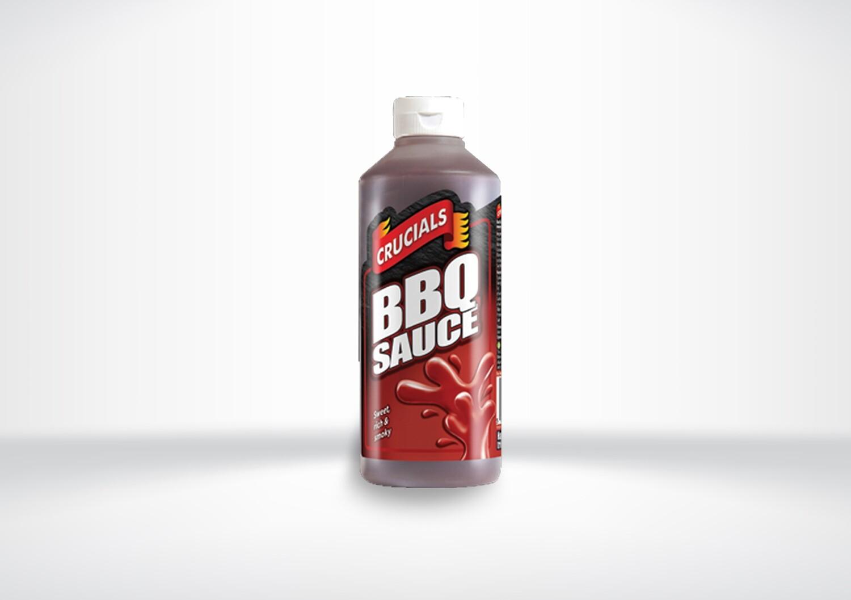 Crucial BBQ Sauce Bottles