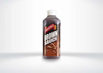 Crucial Brown Sauce Bottles