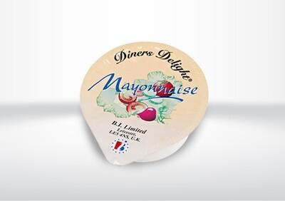 Harrisons Mayonnaise Dip Pots