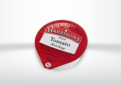 Harrisons Tomato Ketchup Dip Pots