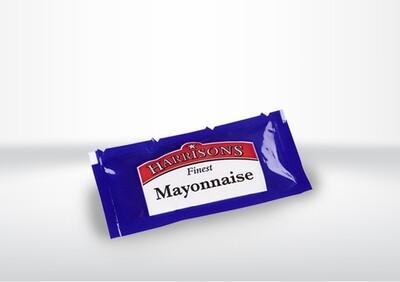 Mayonnaise Sachets