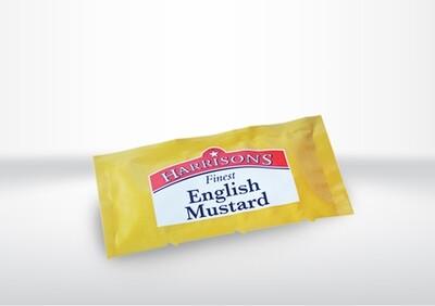 Mustard Sauce Sachets