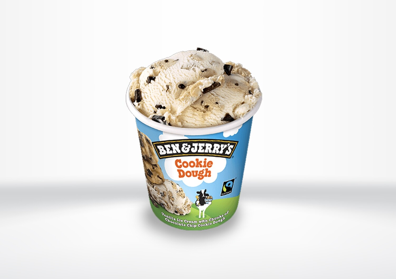 Ben & Jerrys - Cookie Dough