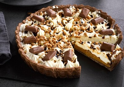 Toffee Crunch Pie (14 Slices)