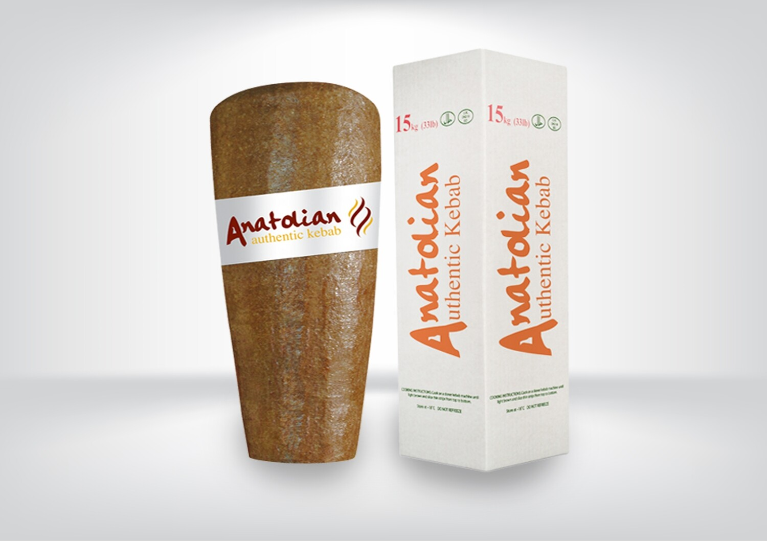 15 Kg Anatolian Non & Beef Doner