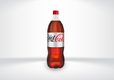 1.5Ltr Diet Coca-Cola Bottles