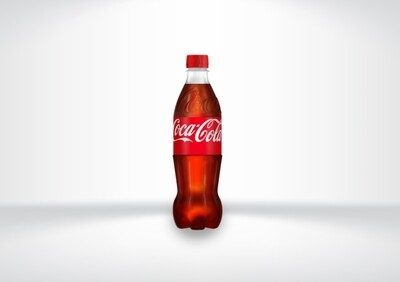 500ml GB Coke Bottles