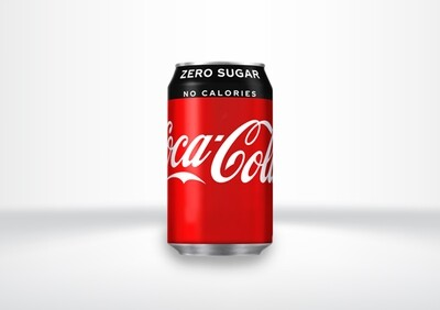 **GB** Coke Zero Cans