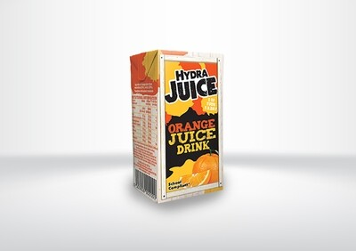 Juice Cartons - Orange