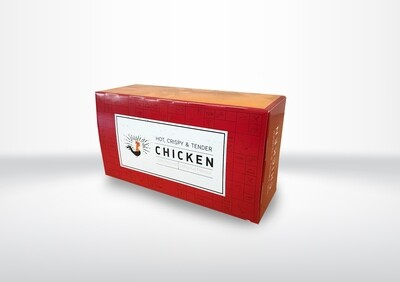 Small Tender 'n' Tasty Chicken Boxes