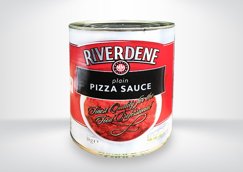 Riverdene Plain Pizza Sauce