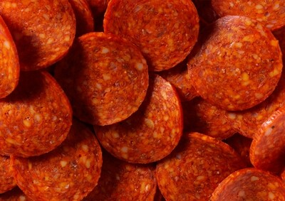 Halal Sliced Pepperoni