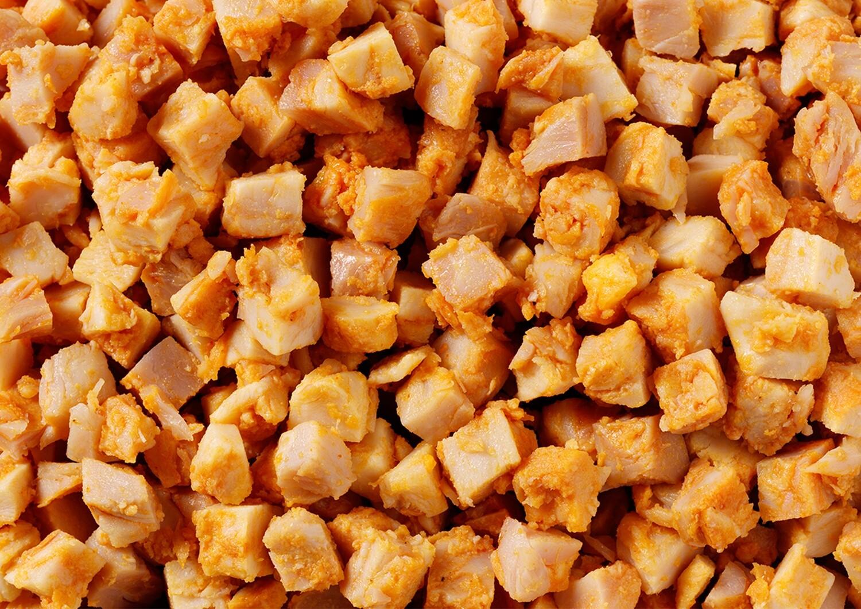 Hot & Spicy Chicken Pieces