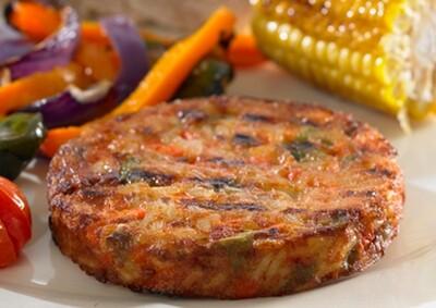Vegetable Superburger