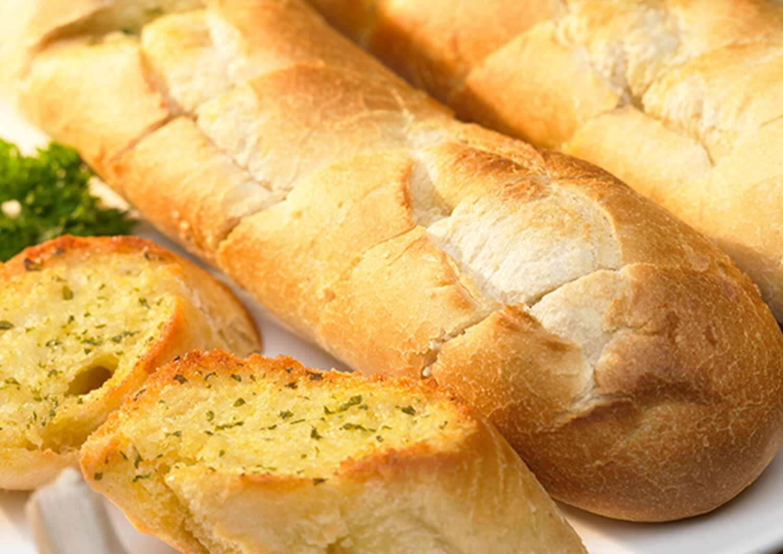 Garlic Baguettes