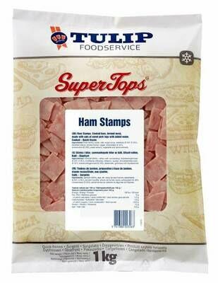 S.T. Ham Stamps
