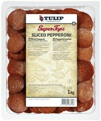 S.T. Sliced Pepperoni