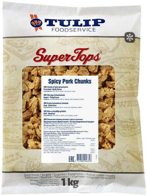 S.T. Spicy Pork