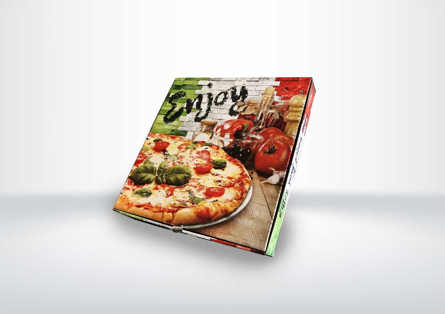 "14"" Italian Pizza Box"