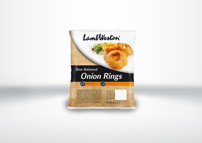 Lamb Weston Crispy Onion Rings