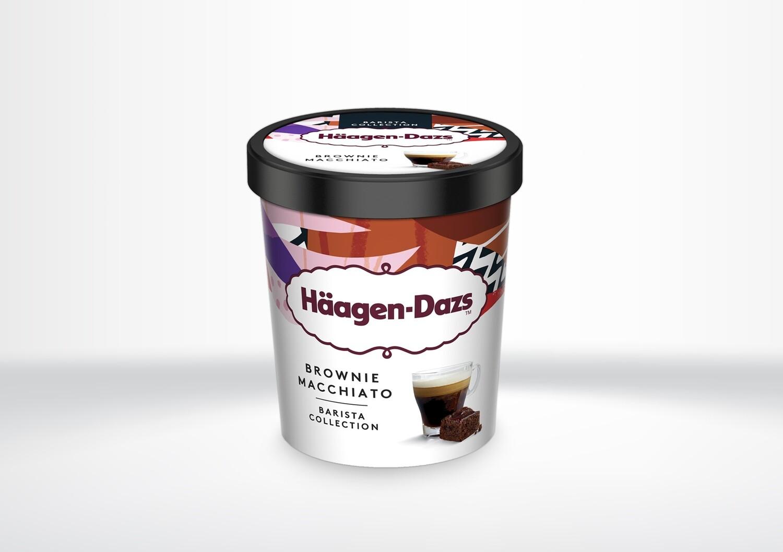 Häagen Dazs - Brownie Macchiato (Obsessions Range)