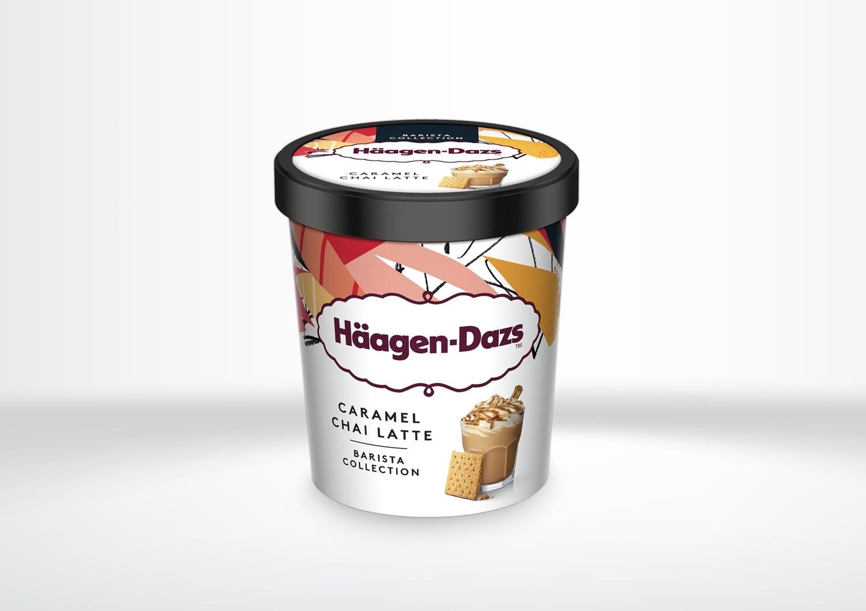 Häagen Dazs - Caramel Chai Latte (Obsessions Range)