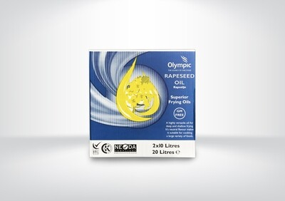 Olympic Rapeseed Oil 20ltr (BIB)