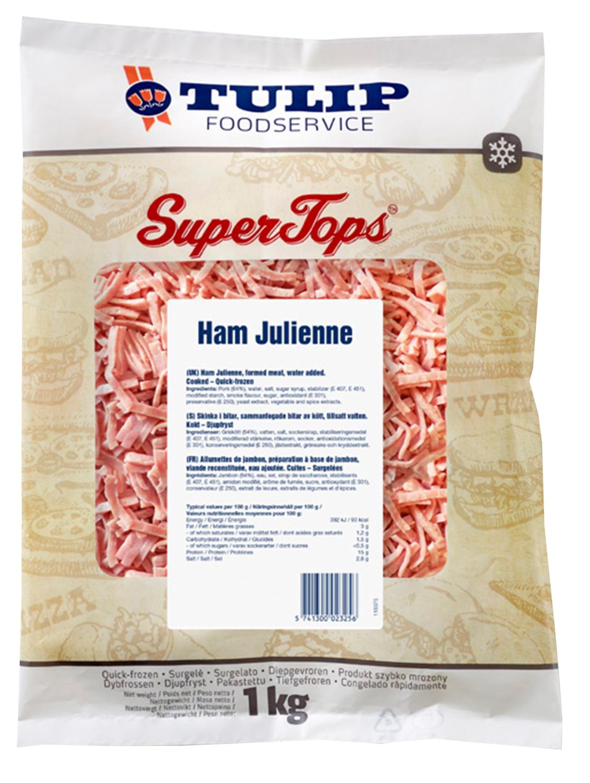 S.T. Julienne Pork