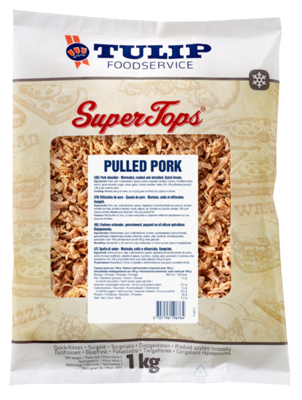 S.T. Pulled Pork IQF