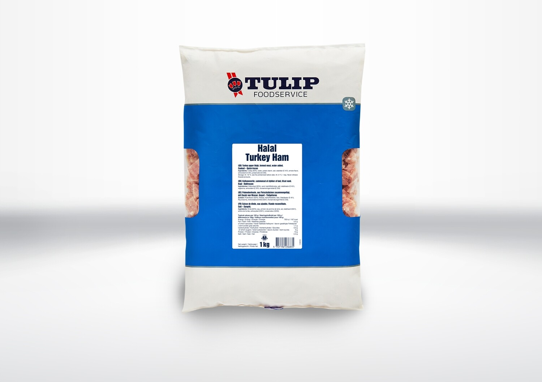 Tulip Halal Turkey Stamp Ham