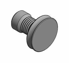 535180006** (40mm Turret Cap)