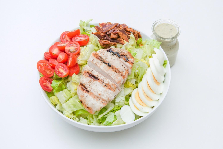Chopped Chicken Cobb Salad- Avocado Ranch