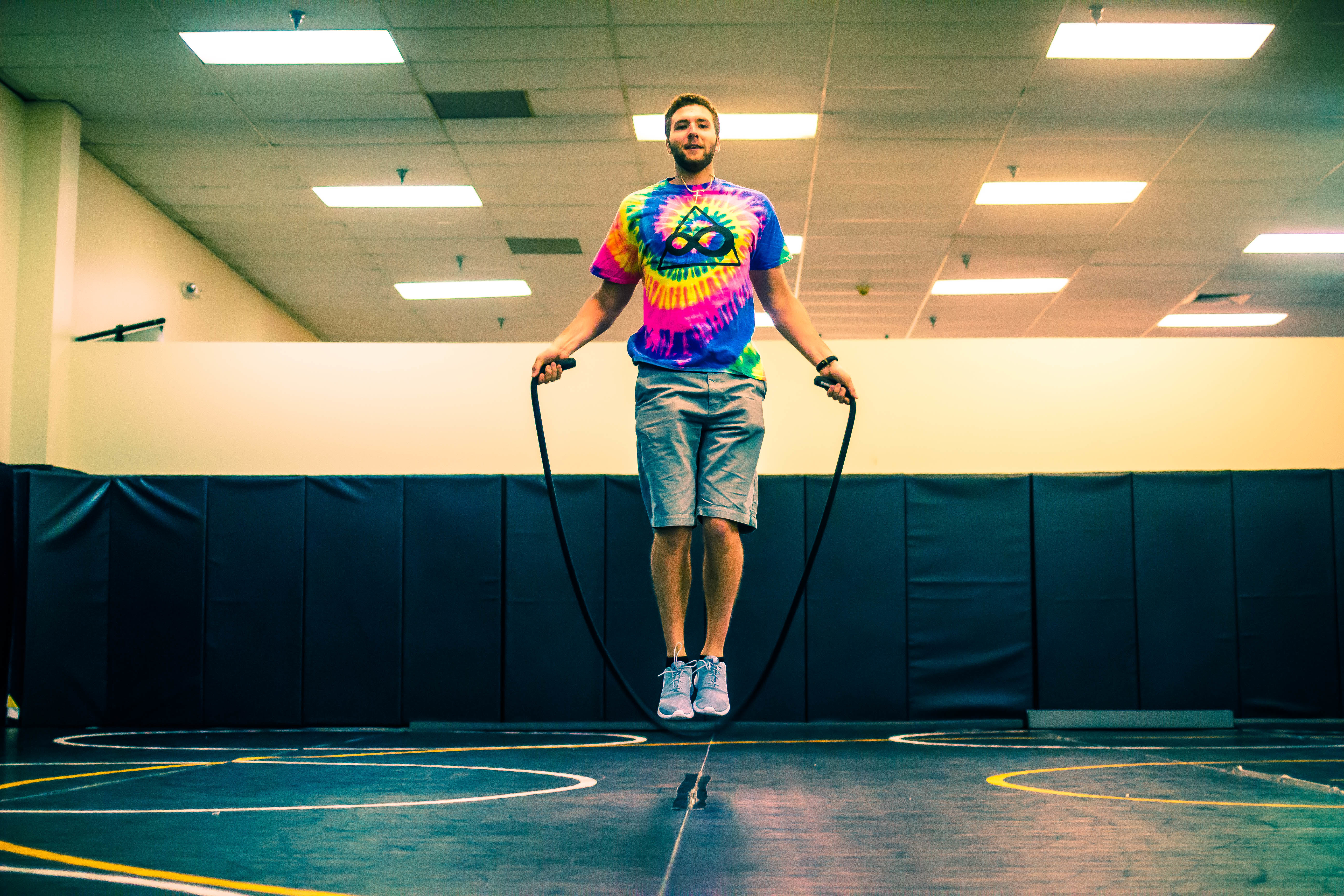 Heavy Rope Jump Rope