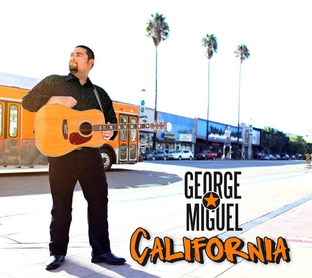 """California"" LP CD"