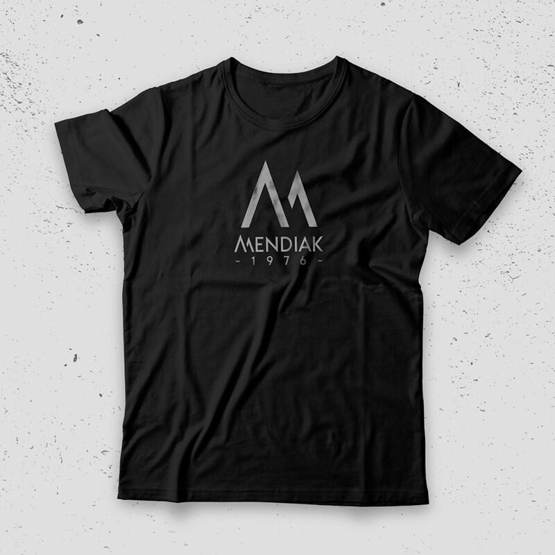 Classic MENDIAK-1976- Tshirt CHICO