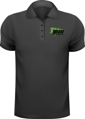 Brian Henderson Embroidered Polo Shirt