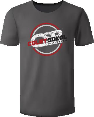 Colby Sokol Circle Logo Shirt