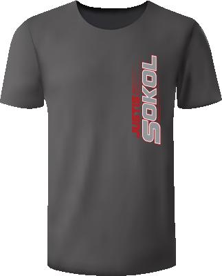 Justis Sokol T-Shirt