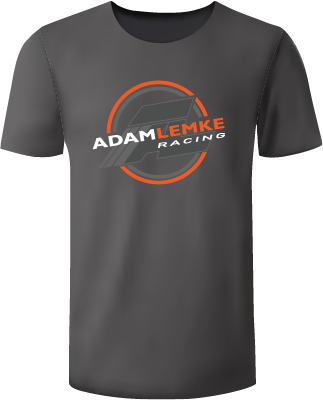 Adam Lemke Circle Logo Shirt