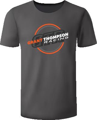 Grant Thompson Circle Logo Shirt