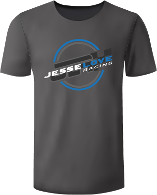 Jesse Love Circle Logo Shirt