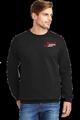 Justis Sokol Crewneck Sweatshirt