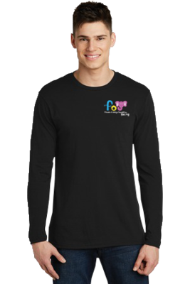 Friends of Jaclyn Racing Long Sleeve T-Shirt