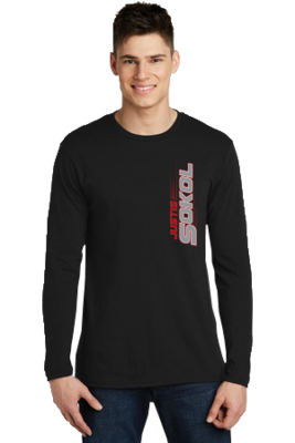 Justis Sokol Long Sleeve T-Shirt