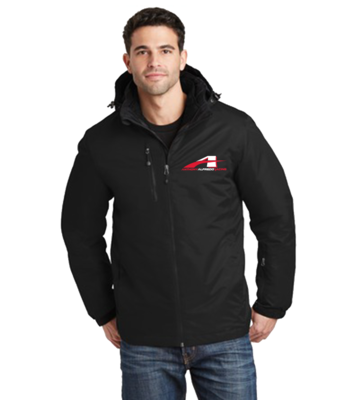 Anthony Alfredo Vortex Waterproof 3-in-1 Jacket