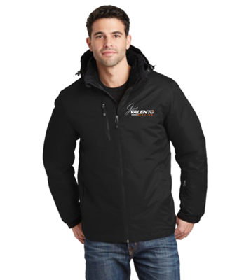 Joe Valento Vortex Waterproof 3-in-1 Jacket