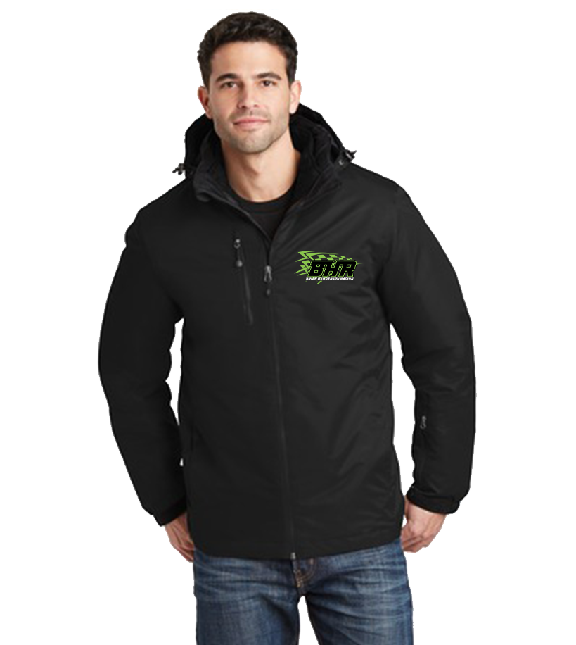 Brian Henderson Vortex Waterproof 3-in-1 Jacket